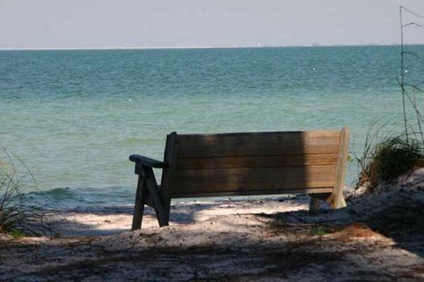 Anna maria bay front park tropical breeze beach club for Acqua aveda salon