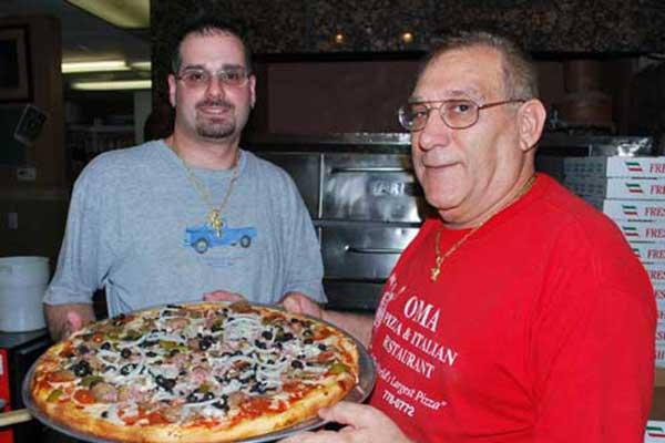 Oma's Pizza