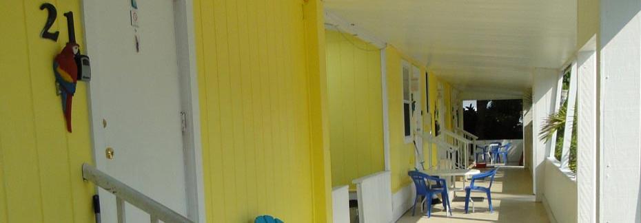 Beachside Cottage at Tropical Breeze Beach Club