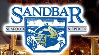 Sandbar restaurant logo