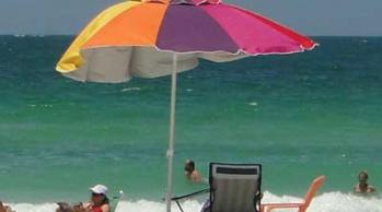 Umbrella Beach Club Anna Maria Island