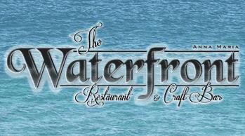 waterfront restaurant logo